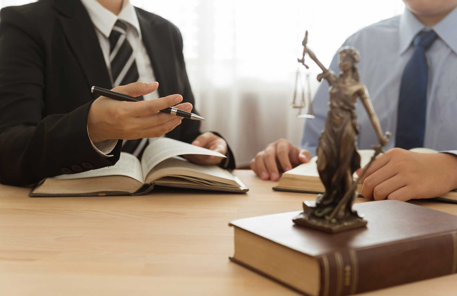 Employment Law Stock Photo