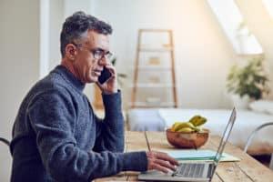adult son filing a nursing home complaint online