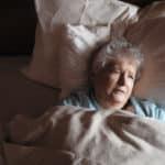 An elderly woman suffering neglect in her Charleston, WV, nursing home